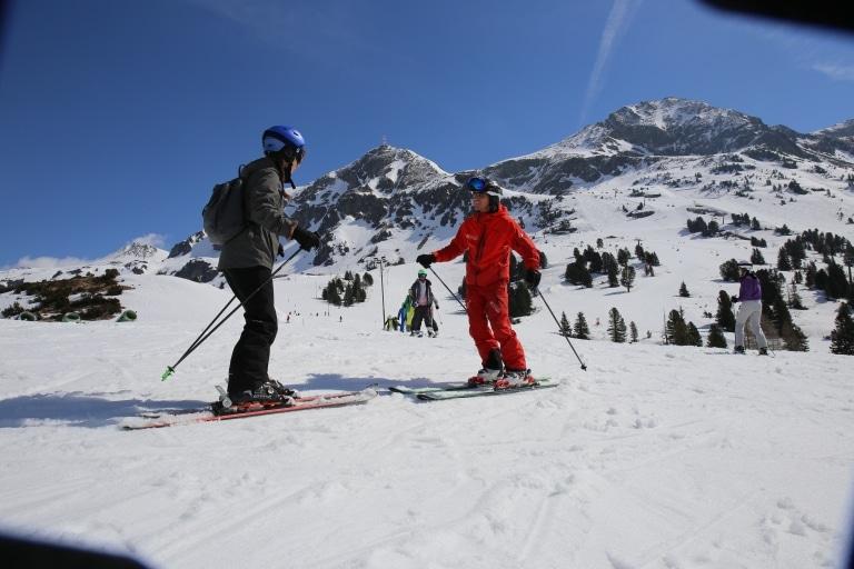 Skischule Obertauern Frau Holle Privatstunden